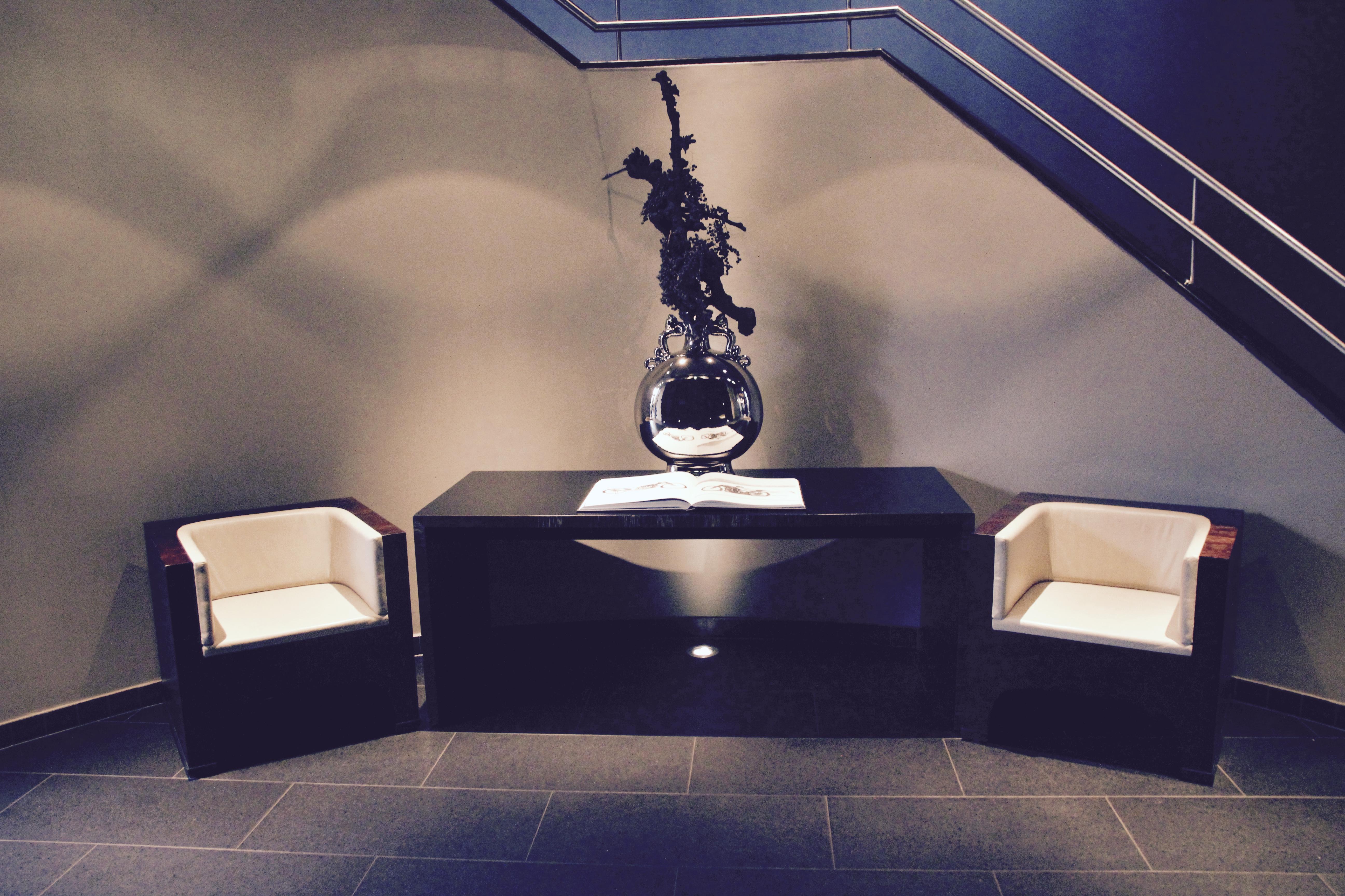 Two nights in Frankfurt - Designhotel \'ROOMERS\' und auch die Roomers ...