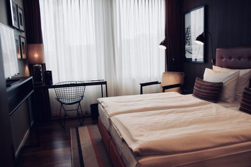 Ameron Zimmer Ansicht