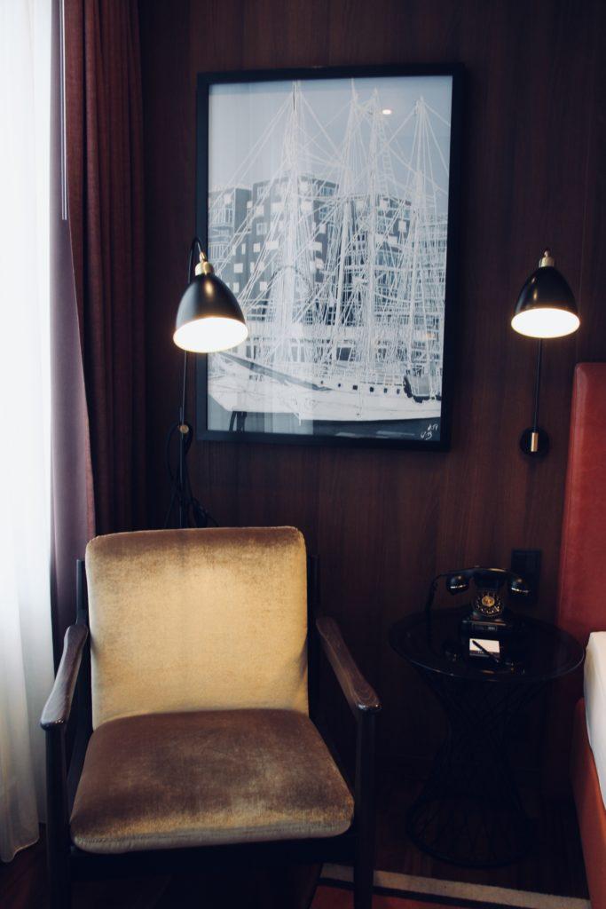 Ameron Hamburg Zimmer