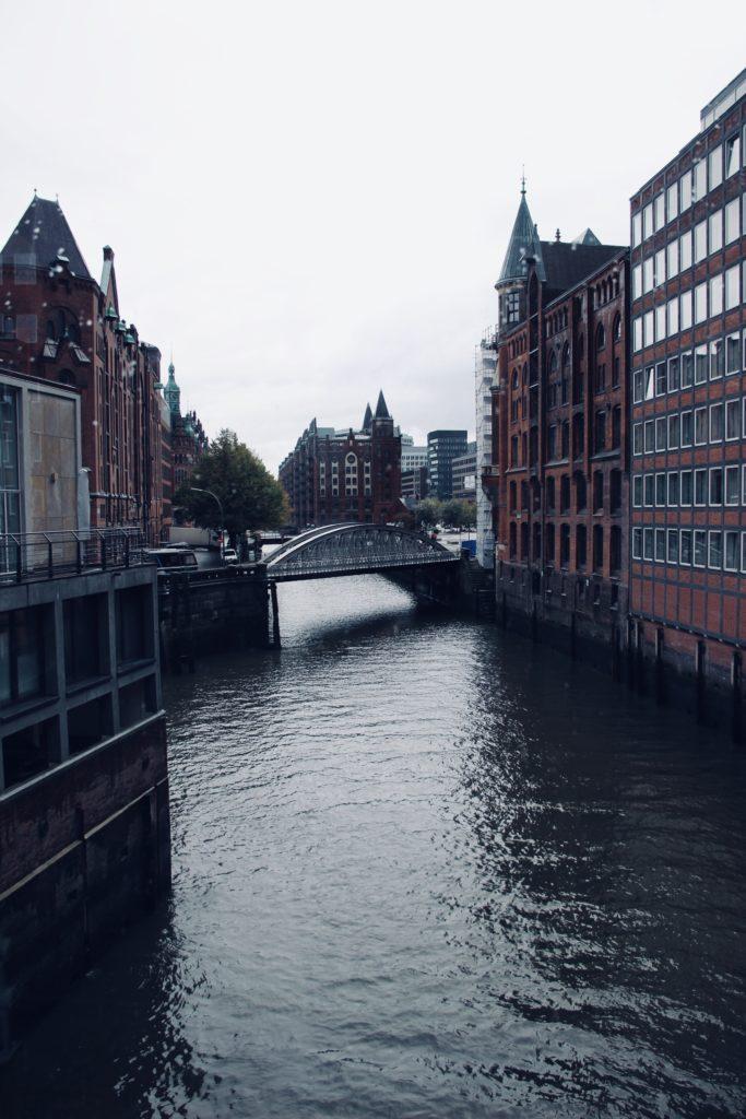 Aussicht Hamburg