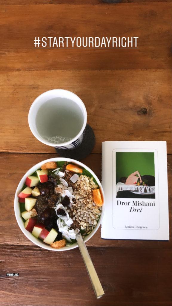 Dror Mishani - Drei  Rezension  Absolut lesenswertes Buch