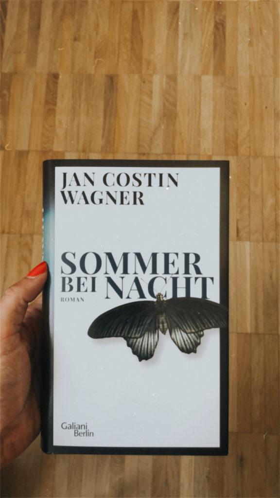 Bücher im Mai - Sommer bei Nacht - Jan Costin Wagner