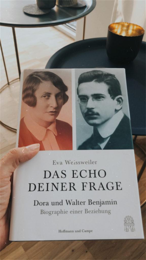 Bücher im Mai - Das Echo Deiner Frage - Eva Weissweiler