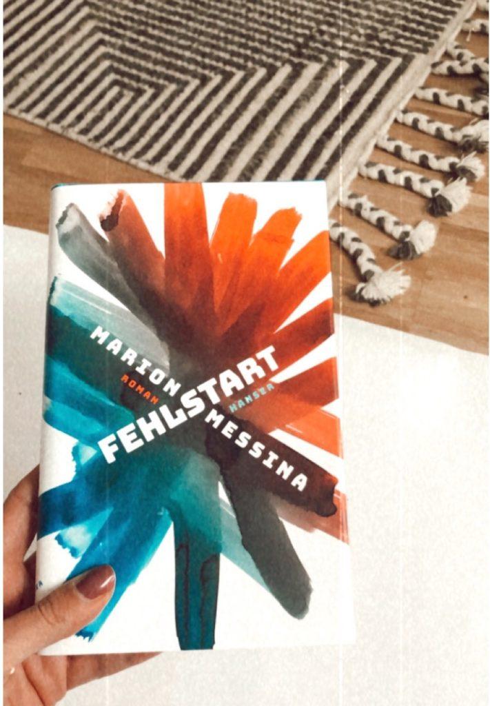 Winter Bücher - Fehlstart - Buchblogger Rezension
