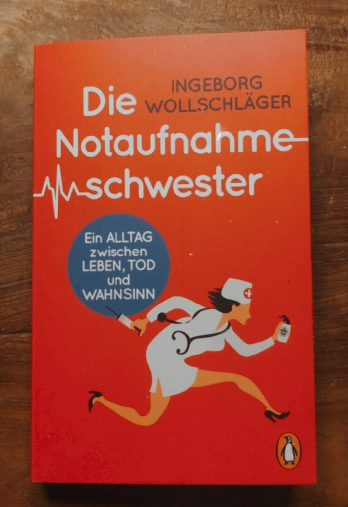 Winter Bücher - Die Notaufnahme Schwester - Rezension 3 Sterne