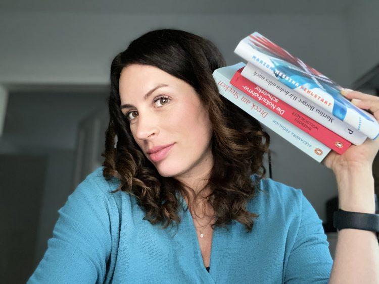 Buchbloggerin Melanie Wißler